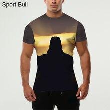 2016 3d Printing Men's Short Sleevedeus Deus T-shirt Novelty At A Discount O-neck
