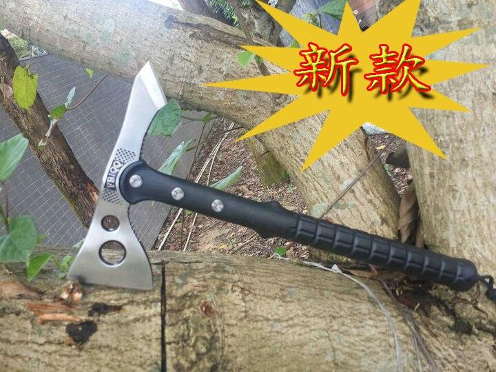 Taktikaline kirves Kvaliteetne Tomahawk väljas jahindus - Käsitööriistad - Foto 5