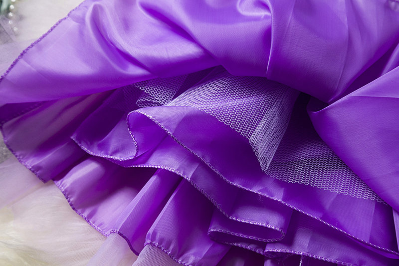 HTB1WGm2aUzrK1RjSspmq6AOdFXar Princess Kids Baby Fancy Wedding Dress Sequins Formal Party Dress For Girl Tutu Kids Clothes Children Backless Designs Dresses