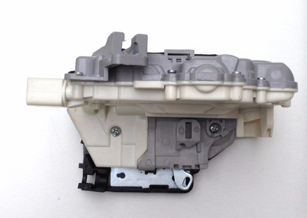 Бесплатная доставка левая передняя дверь драйверы боковой двери замок для VW Passat AUDI SEAT SKODA 3c1837015a 8j1837015a 3c1837015b 3cd837015