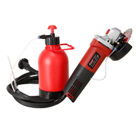 220V Automatic Water Supply High power Wall slot Machine Cutting Machine Angle Grinder 1200W Y