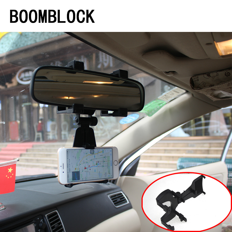 BOOMBLOCK Car Styling Sun shade <font><b>Phone</b></font> <font><b>Holder</b></font> For Citroen C4 Lada Vesta <font><b>Mazda</b></font> 3 <font><b>6</b></font> Cx-5 Audi A4 B6 B6 Hyundai Solaris Accessories image