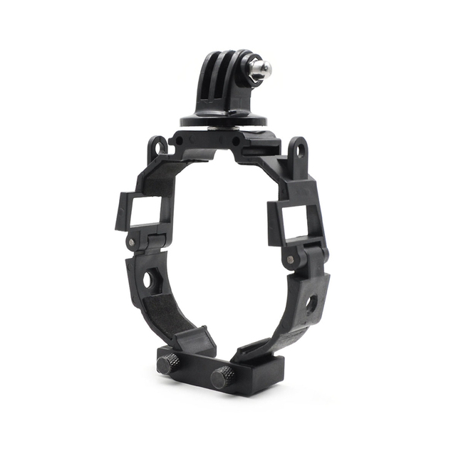For DJI Mavic Pro Drone Gimbal Camera Mount Multifunction Fixed Bracket LED Light Buckle Holder For DJI Mavic Pro Accessories 2