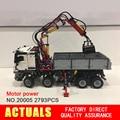 NUEVA LEPIN 20005 serie técnica 2793 unids Arocs camión Modelo Building blocks Ladrillos Clásico Compatible 42043 Niños Regalos