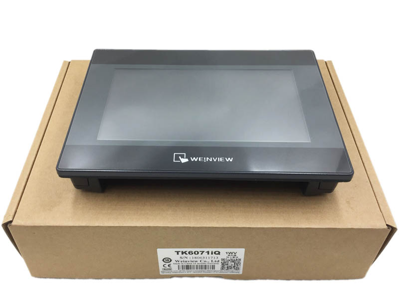 7 inch Operate Panel Touch Screen Touch Panel HMI TK6071IQ Full Replace Of TK6070iP TK6070iH TK6070iK pws5610t s 5 7 inch hitech hmi touch screen panel human machine interface new 100% have in stock
