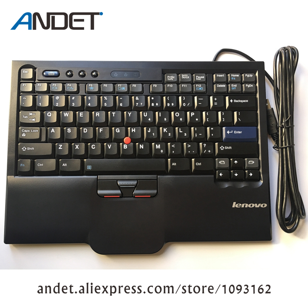 New Original Genuine for Lenovo ThinkPad UltraNav USB Keyboard + Trackpoint US English 8845CR SK-8845 SK-8845CR 00MV946 2015