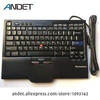 New Original Genuine for Lenovo ThinkPad UltraNav USB Keyboard + Trackpoint US English 8845CR SK 8845 SK 8845CR 00MV946 2015