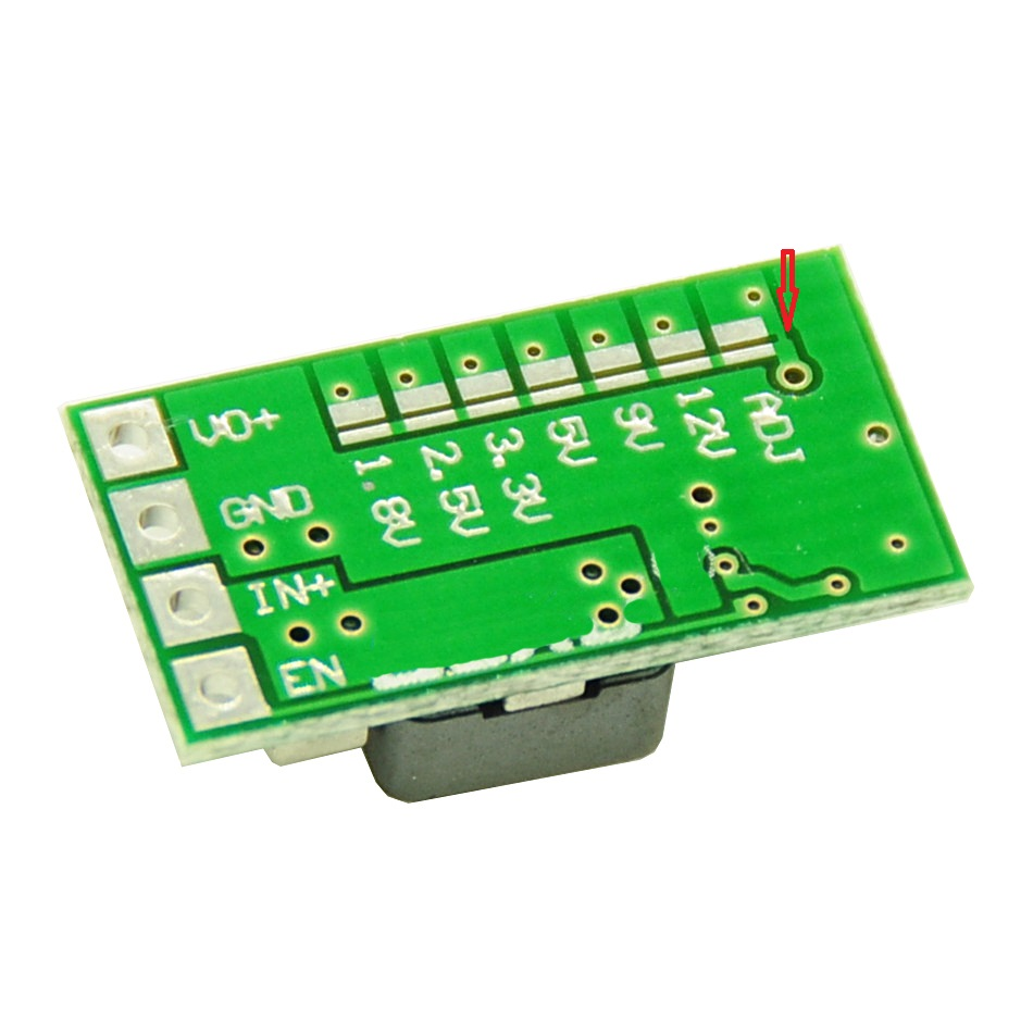 5V 3A DC DC Step Down Buck Converter Adapter Adjustable DC-DC Step-Down Power Supply Module 4.5-24V to 1.8V 2.5V 3.3V 5V 9V 12V (2)