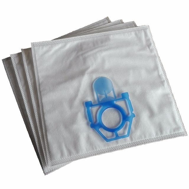 Cleanfairy 15pcs ואקום אבק שקיות תואם עם Zelmer Aquawelt 919 Aquos 829 Delfin 819 ZVC752 החלפת מקסים 3000