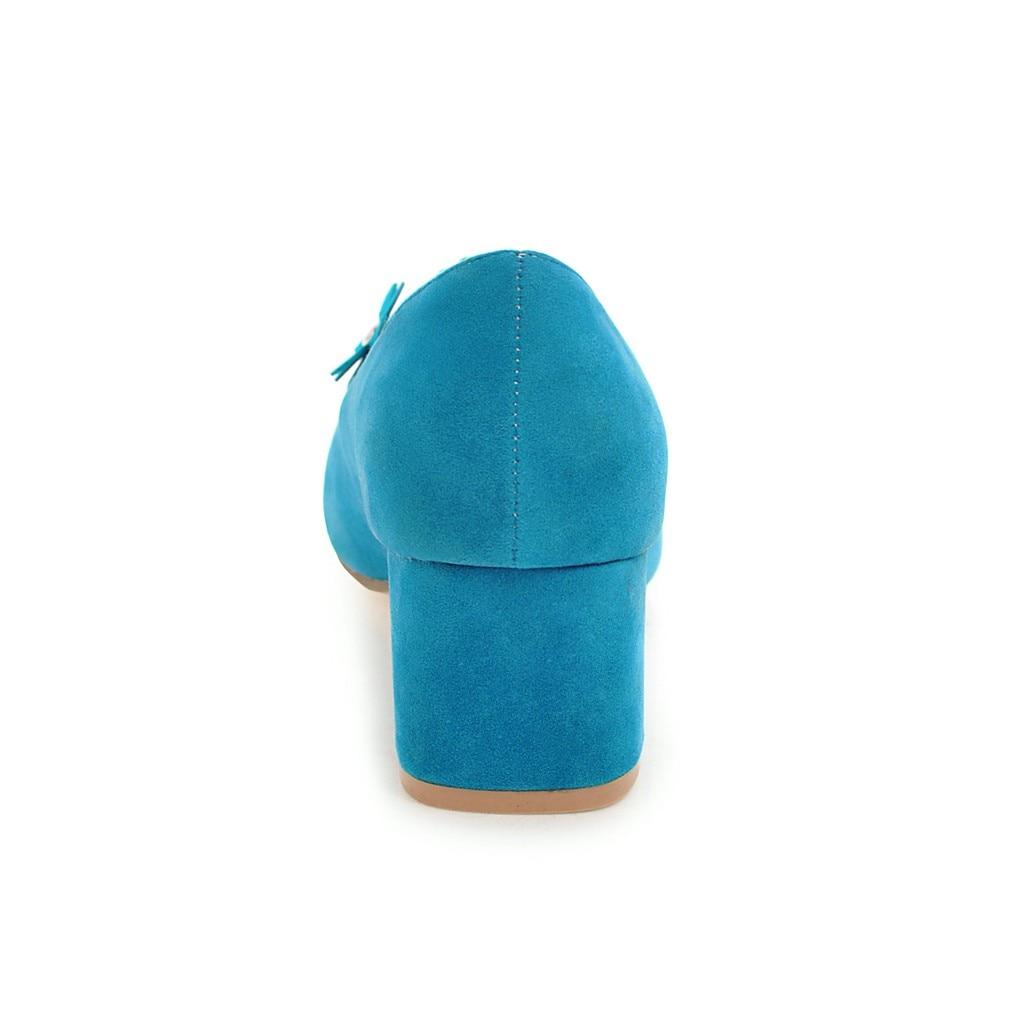 Talons Hauts Nouvelle 34 rose Fleur Chaussures Mode Pompes Casual bleu Femmes Sexy 2019 Taille 43 Noir qB0gp4Yn