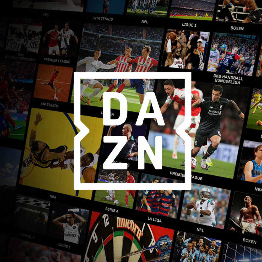 1 Month DAZN Account DAZN Spain For Watching Sports and Matches UFC Moto Football  For Android TV BOX IOS Smartphone PC Windows