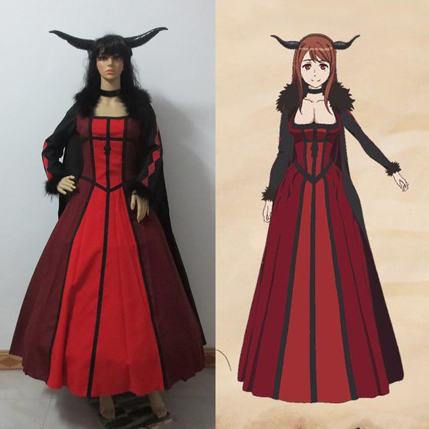 fabulous demon queen outfit 9