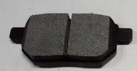04466-52070   brake pads  for  TOYOTA IQ /PRIUS /AURIS/YARIS
