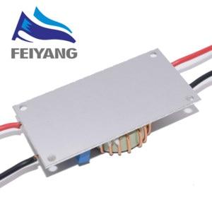 Image 2 - DC DC boost converter stały prąd mobilne źródło zasilania 10A 250W LED Driver