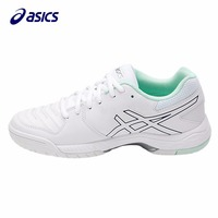 Orginal ASICS New Women Running Shoes Breathable Stable Shoes Outdoor Tennis Shoes Classic Leisure Non slip E755Y 0149