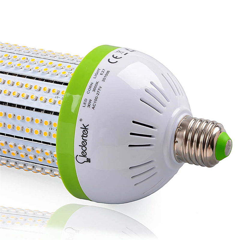 New 30W LED Corn Light 5000K Daylight UL E475579 Approved 3100 Lumens LED Light Bulb E26 Base Free Replacement Within 1 Year lole капри lsw1349 lively capris xs blue corn
