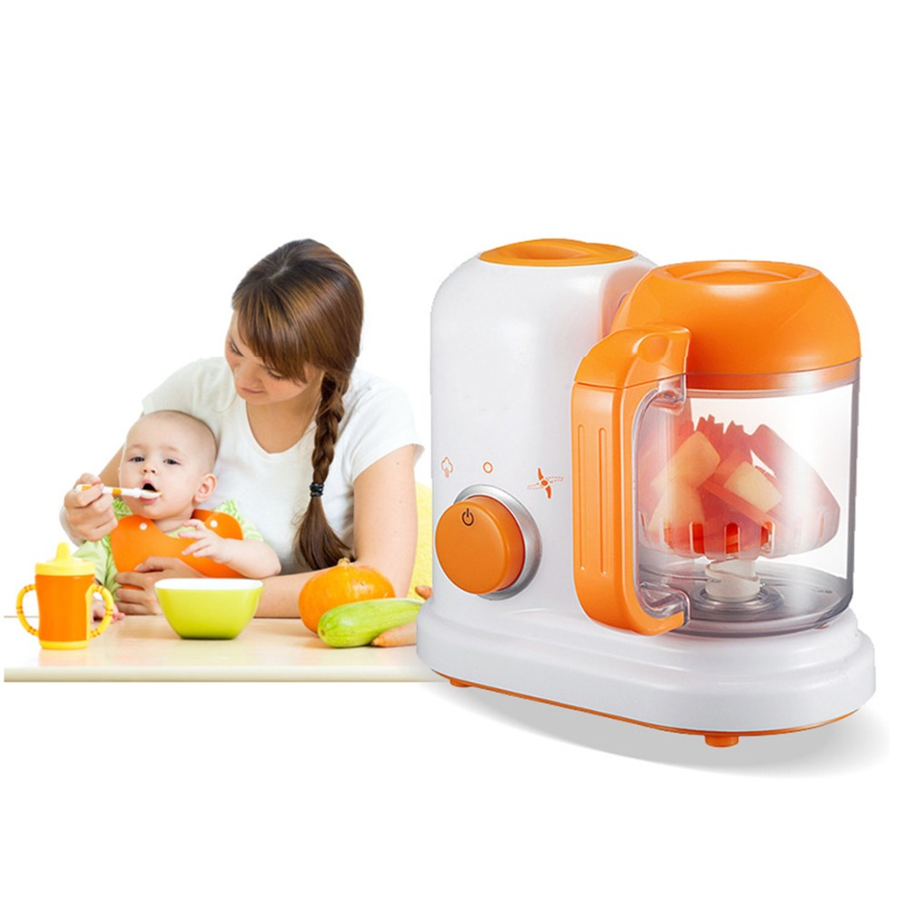 Baby Food Maker 4 in 1 Steam Cooker Blender Processor Baby Feeding Maker Organic Food Best for Toddlers and Infants  (2)