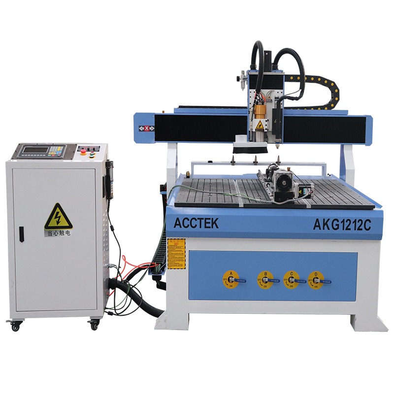 Brass Plate Cnc Router Plasma Cutting Touch AKG1212C Two Functions Auto Tools Changer Cnc