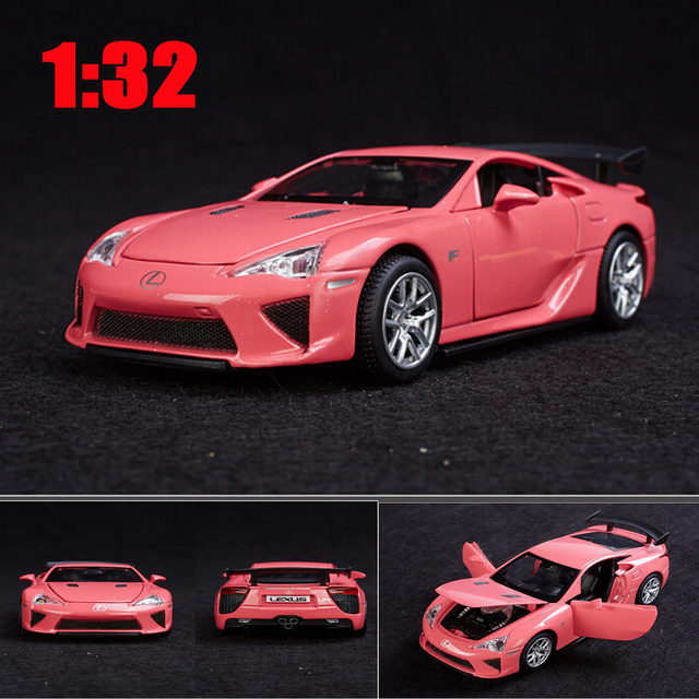 https://ae01.alicdn.com/kf/HTB1WGr.RXXXXXa_aXXXq6xXFXXXe/1-32-Diecast-Car-Alloy-Toy-Pink-Lexus-LFA-Sports-Car-W-light-sound-Back-Force.jpg_640x640.jpg