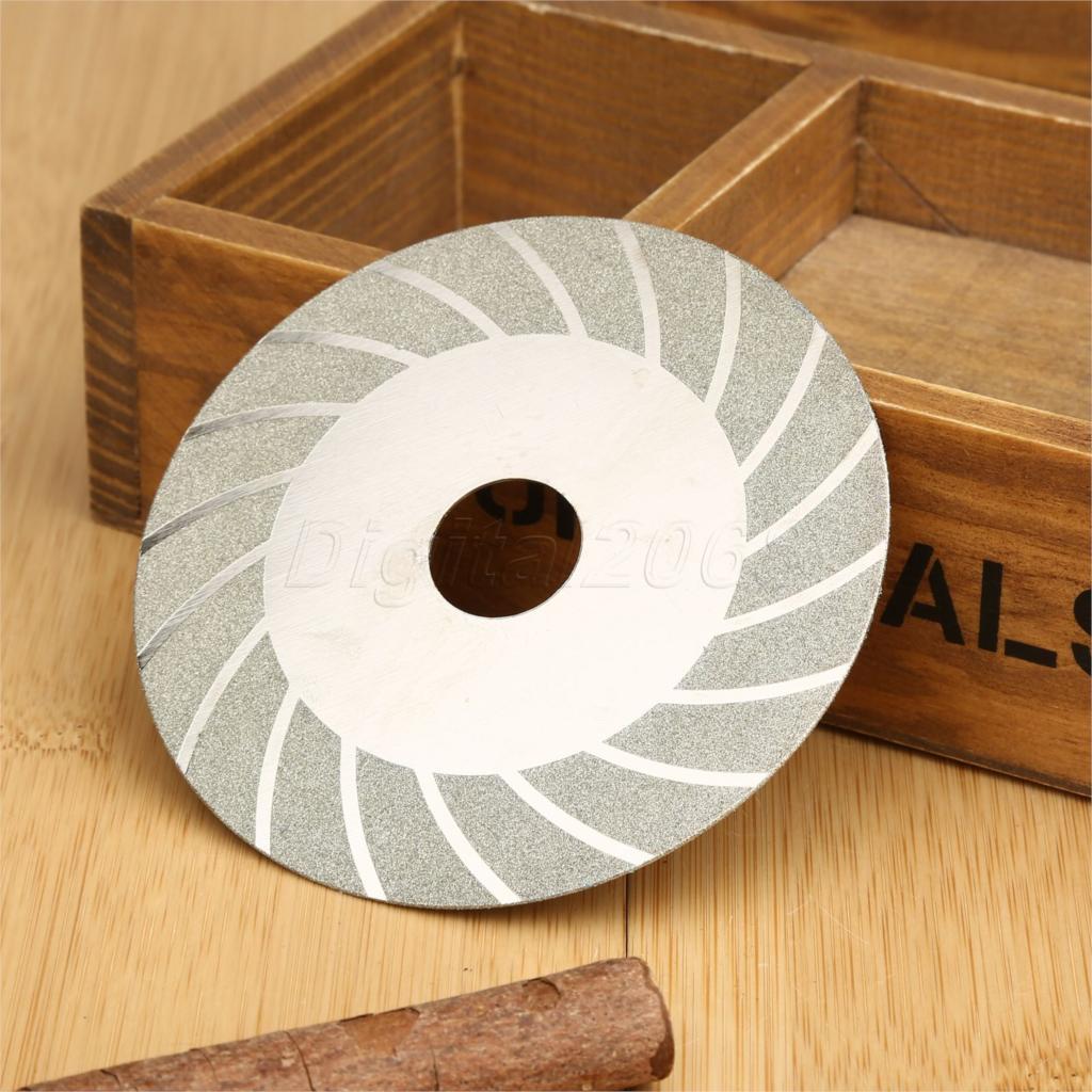 "4/"" Glass Ceramic Granite Diamond Saw Blade Disc Cutting Wheel For Angle Grinder"