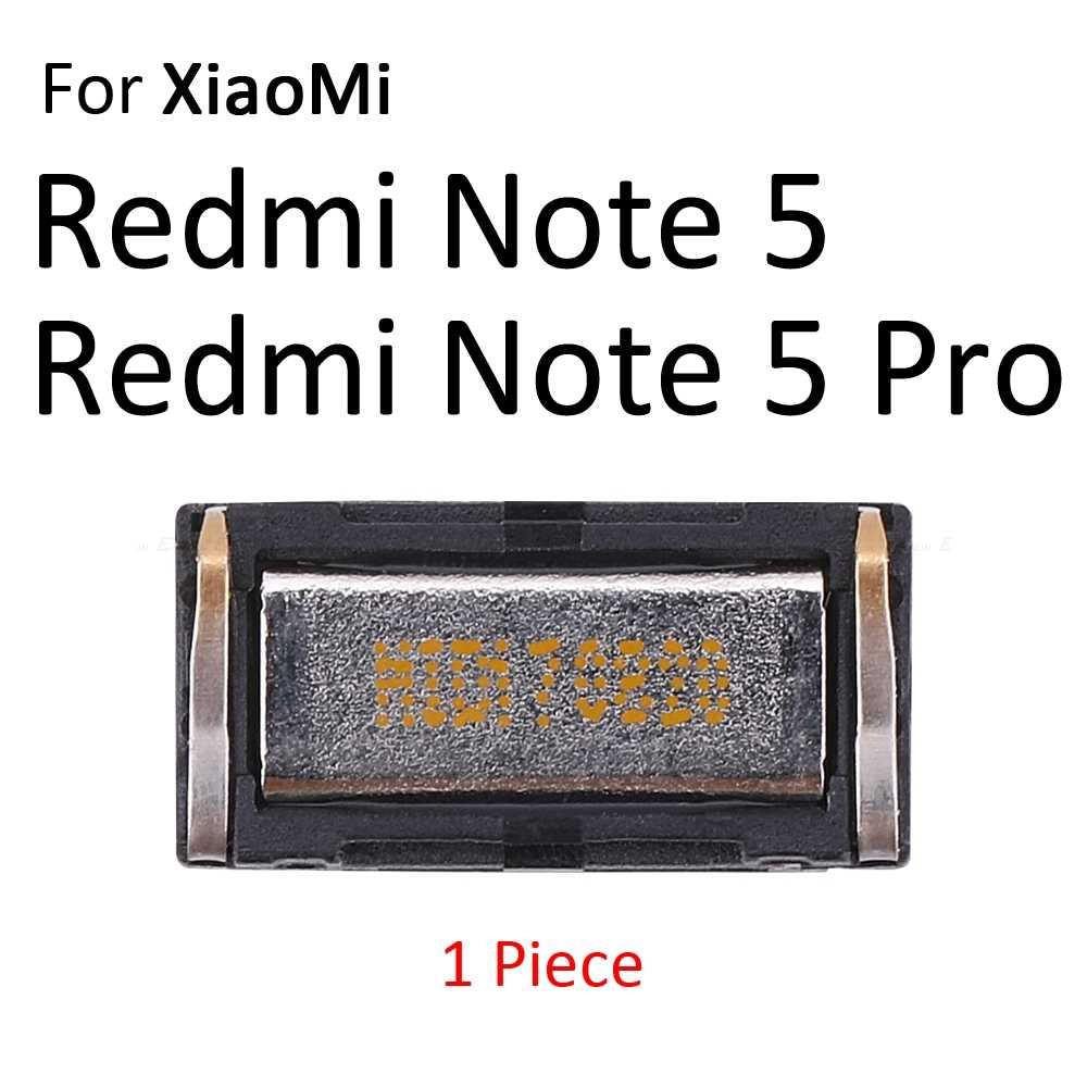 Built-In Earphone Earpiece Atas Speaker Telinga untuk Xiaomi Redmi Note 7 6 6A 5 5A 4 4X 4A 3 3X3 S Pro S2 Global