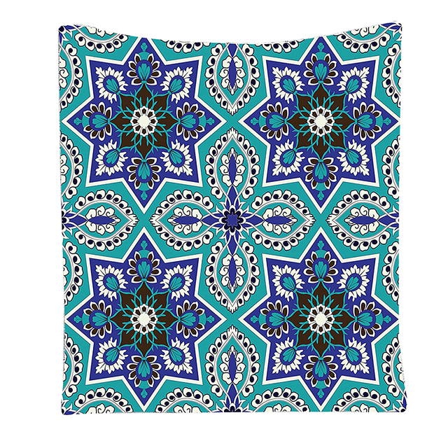 Arabesque Pattern Traditional Islamic Art Geometric