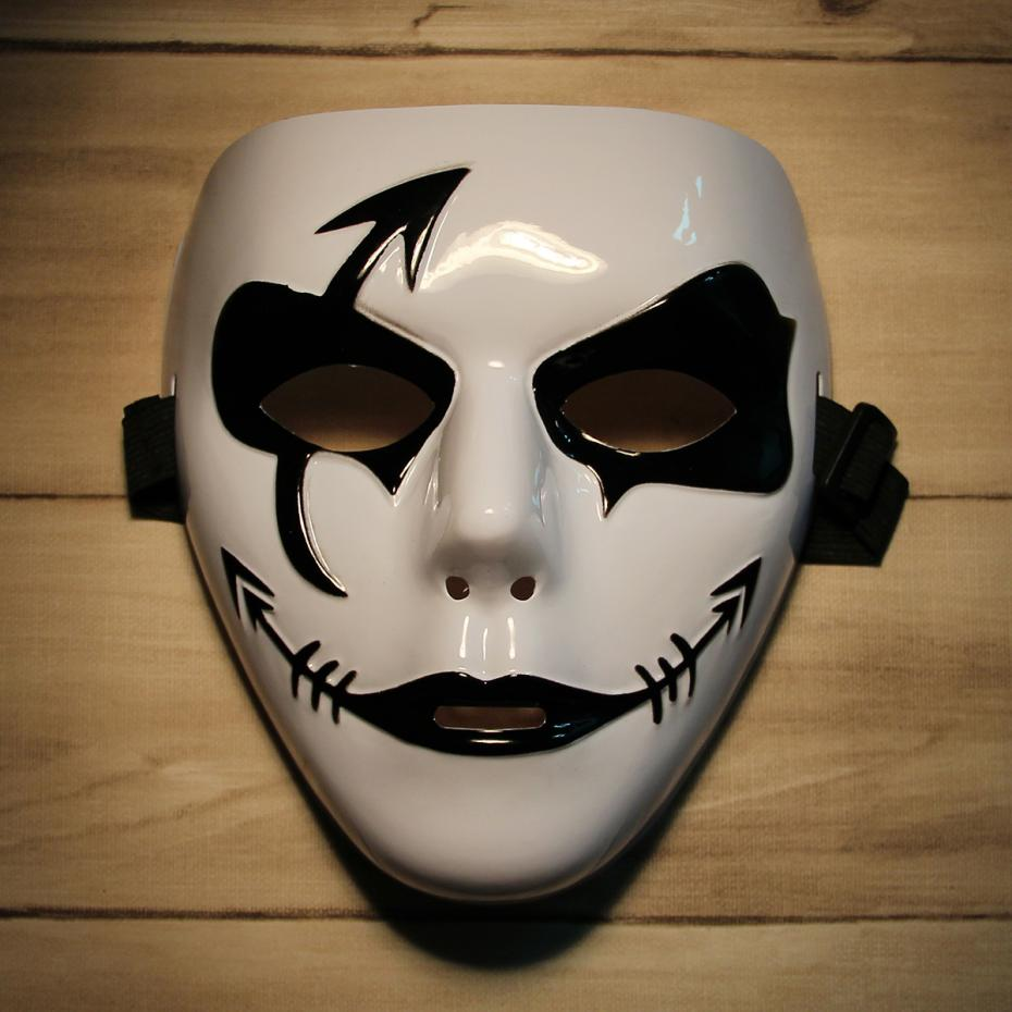 Fashion Hip hop Style Mask for Halloween Party Masquerade Masks ...