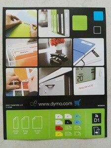 Image 5 - LM 160 inglês hand held impressora de etiquetas portáteis LMR 160 etiquetas impressora de etiquetas lm160 para dymo lm 160