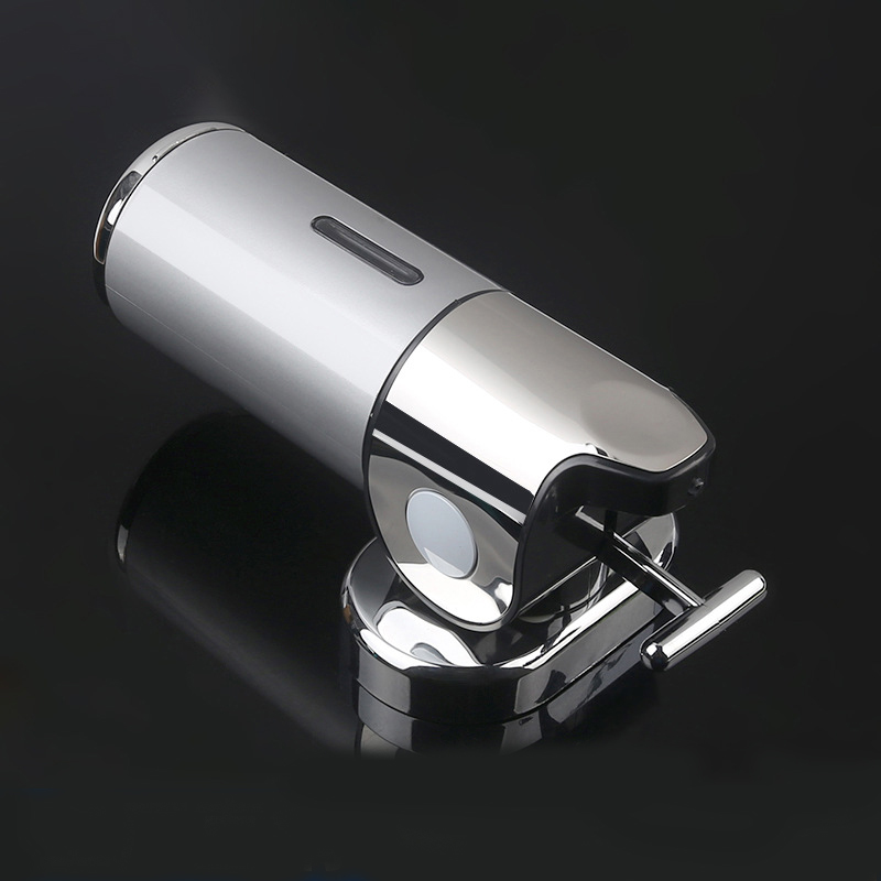 500ml Liquid Soap Dispenser Fashionable Soap Dispenser Wall Mount Shower Soap Bottle for Bathroom Washroom Kitchen цены онлайн