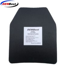DEWBest NIJ Level IIIA Bulletproof Panel/Level 3A Stand Alone Ballistic Panel/Level 3A Body Armor Plates(China)
