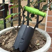 1Piece Manual Weeder Doliform Shovel Gardening Weeding Transplanting Shovel Garden Tool Gardening Tool