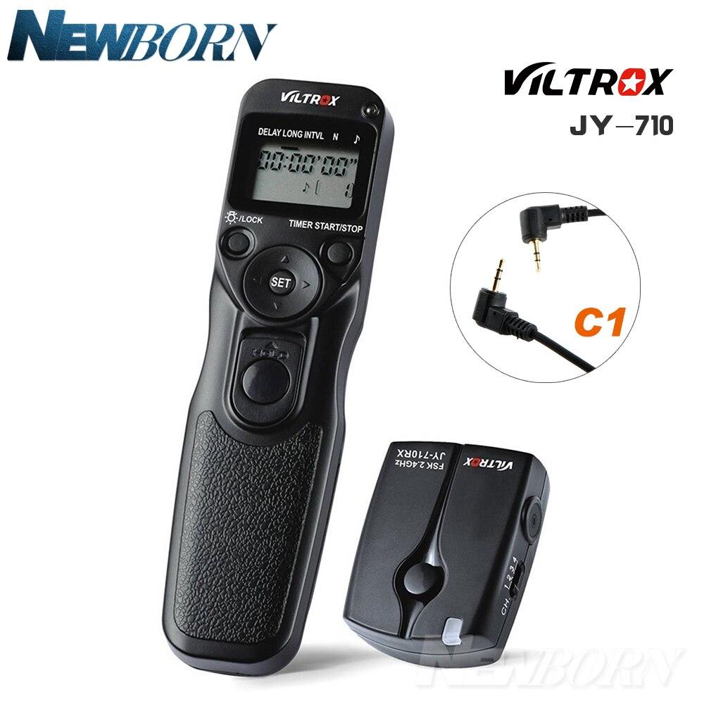 Minuterie sans fil À Distance Pour Canon EOS M5 M6 1300D 1200D 850D 800D 760D 750D 700D 650D 600D 200D 100D 80D 77D 60Da RS-60E3