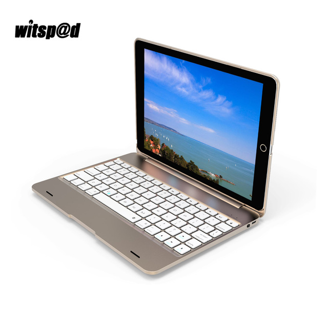 witsp d universal case with keyboard bluetooth wireless for ipad air