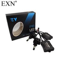 High Quality 2x 90W 9000LM H1 LED Headlight Kit Light Lamp 6000K White P6 LED Headlamp
