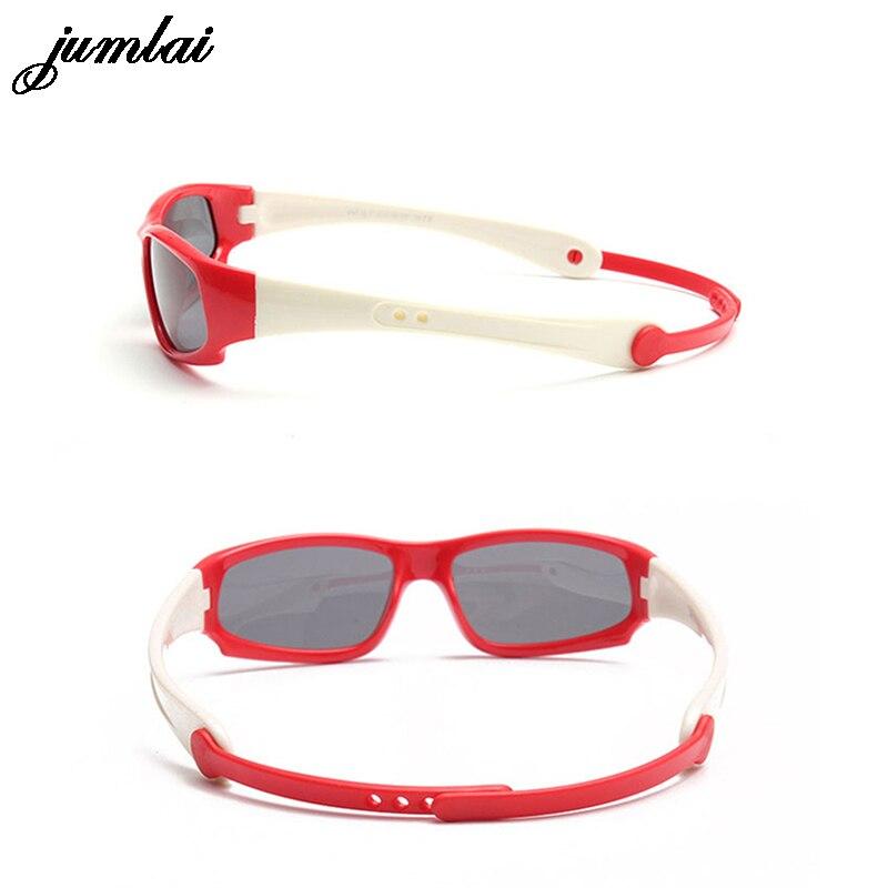 FäHig Jumlai Keine Leicht Gebrochen Kinder Tr90 Polarisierte Sonnenbrille Kinder Sicherheit Marke Gläser Flexible Gummi Oculos Infantil Zu Verkaufen