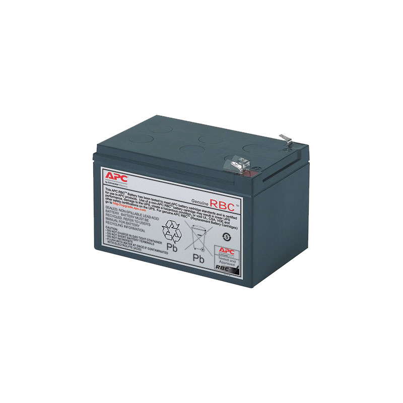 цена Battery for UPS APC RBC4 Consumer Electronics Accessories & Parts Batteries Rechargeable Batteries