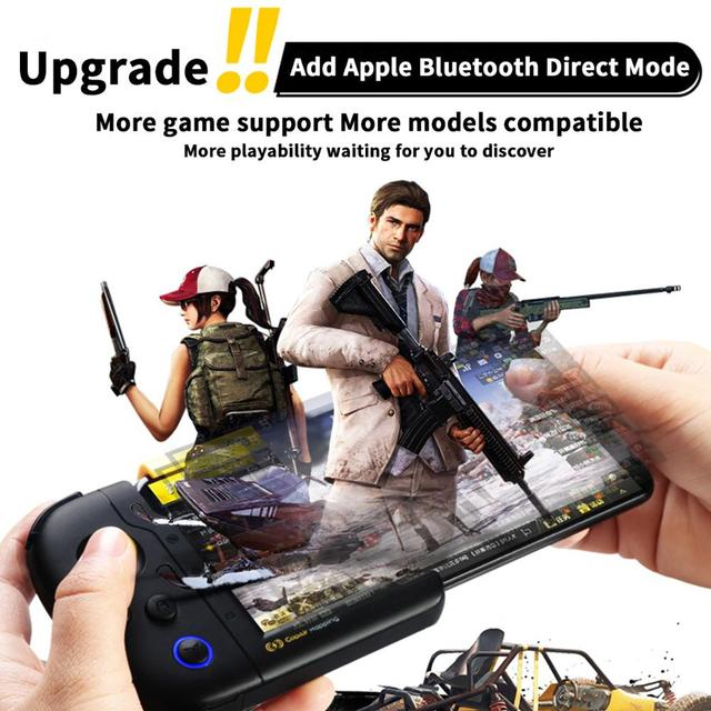 Flydigi WASP Phone One-Hand Control Gamepad Joystick for Mobile Competitive Games for Arena of Valor for iPhone