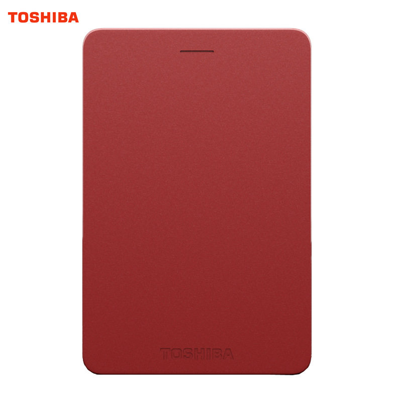 Toshiba Canvio Alumy USB 3.0 External Hard Drive HDD 2.5 500G/1TB/2TB Hard Disk Portable Hard Drive HD externo Desktop Laptop