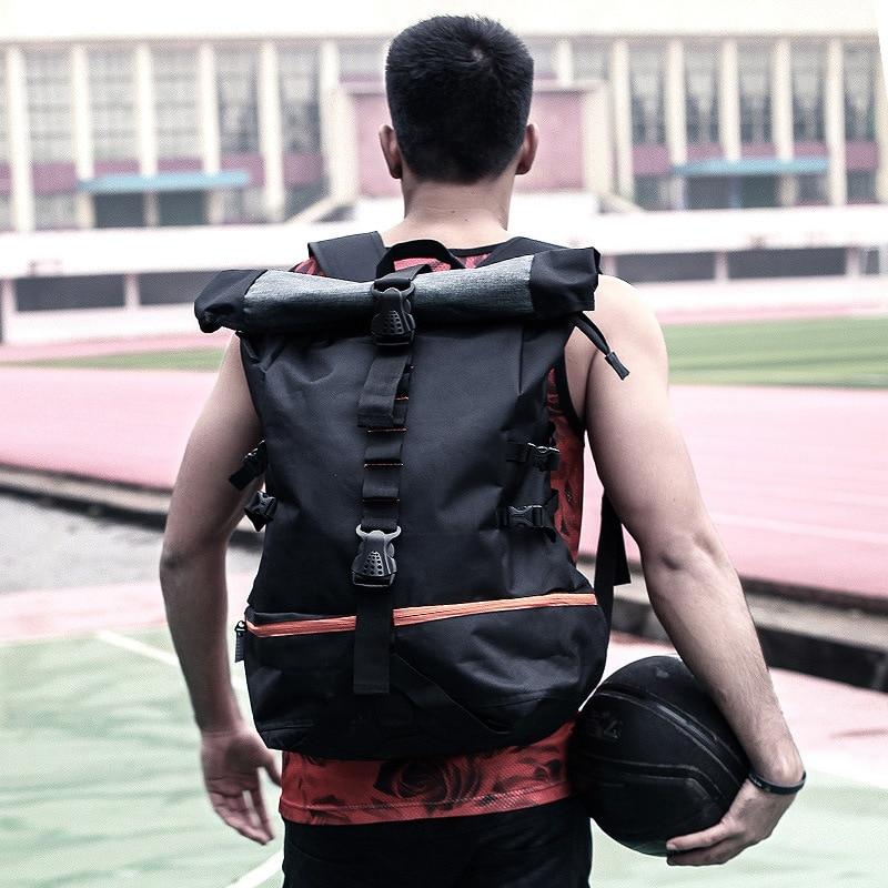 RUIL 2017 sac à dos haute capacité pour hommes sac de voyage Durable pour ordinateur portable sac d'ordinateur de grande capacité - 2