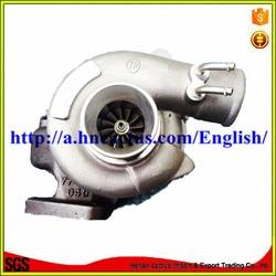 TD04 49177 01510 chłodzony olejem Turbo turbosprężarka do Mitsubishi 4D56 silnika (3 otwory) części Sprężarki Samochody i motocykle -