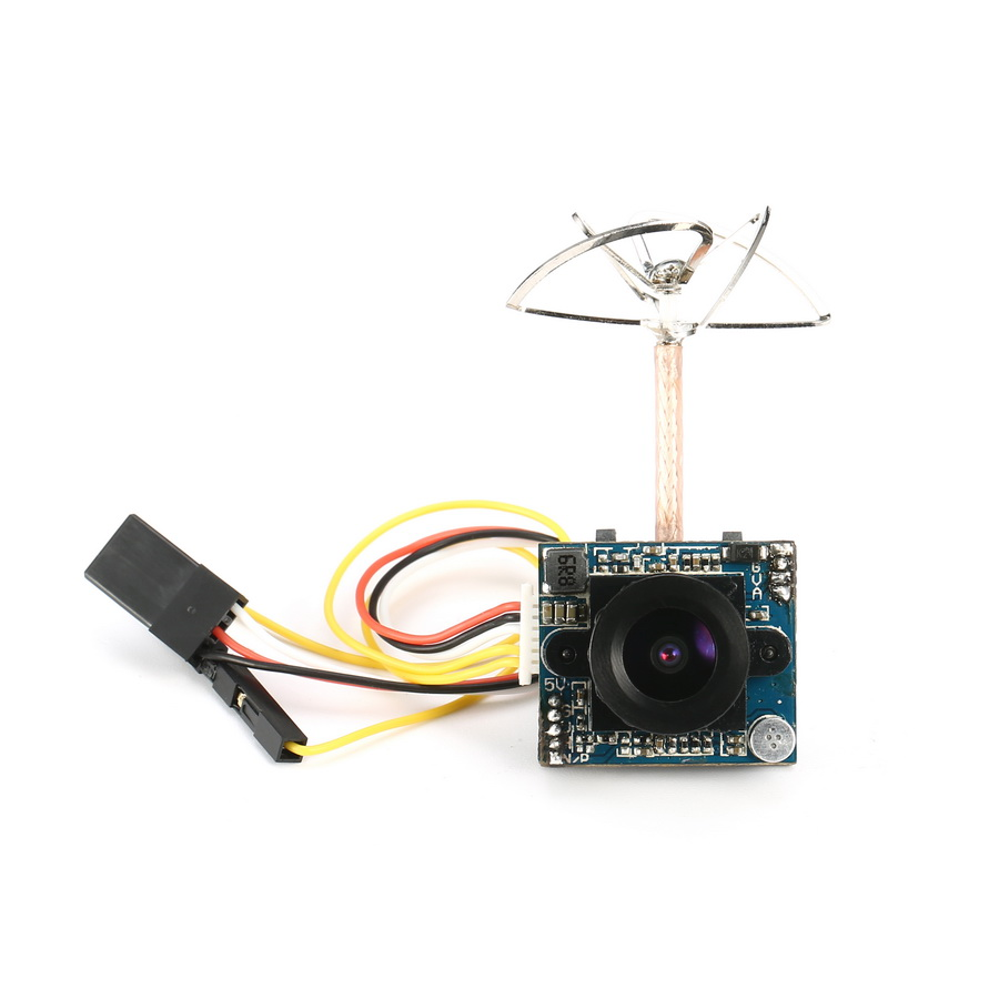 Eachine MC02 AIO 5.8G 40CH 900TVL 25MW To 200MW Switchable VTX 1/3 Cmos FPV Camera relax mode комплект одежды
