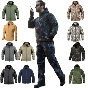 Winter Warm Waterproof Jacket