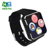 HESTIA X6 Plus Smart Uhr Android Smartwatch HD Gebogene Display Sync Facebook Whatsapp Nachricht Unterstützung Sim TF Smart uhr