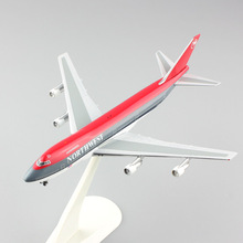 цена на 1:400 Scale Schuco American NWA Northwest Airlines Airplane Boeing 747 B747 Plane Models Aircraft metal diecast & vehicles toys