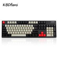 Душка Filco pbt 108 цвет колпачки ключ зажигания для вишня/ansi механическая клавиатура Цвет Keycap
