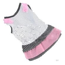Fashionable dog Jumpsuit Coat / Dress
