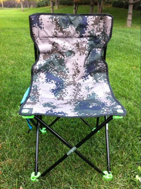 Outdoor Folding Chair Portable Fishing Chair Canvas Folding Chairs Fishing  Stool Sketching Chair