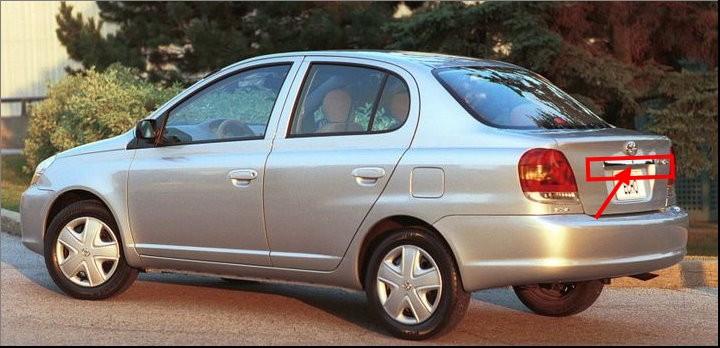 Toyota Echo Sedan 2005