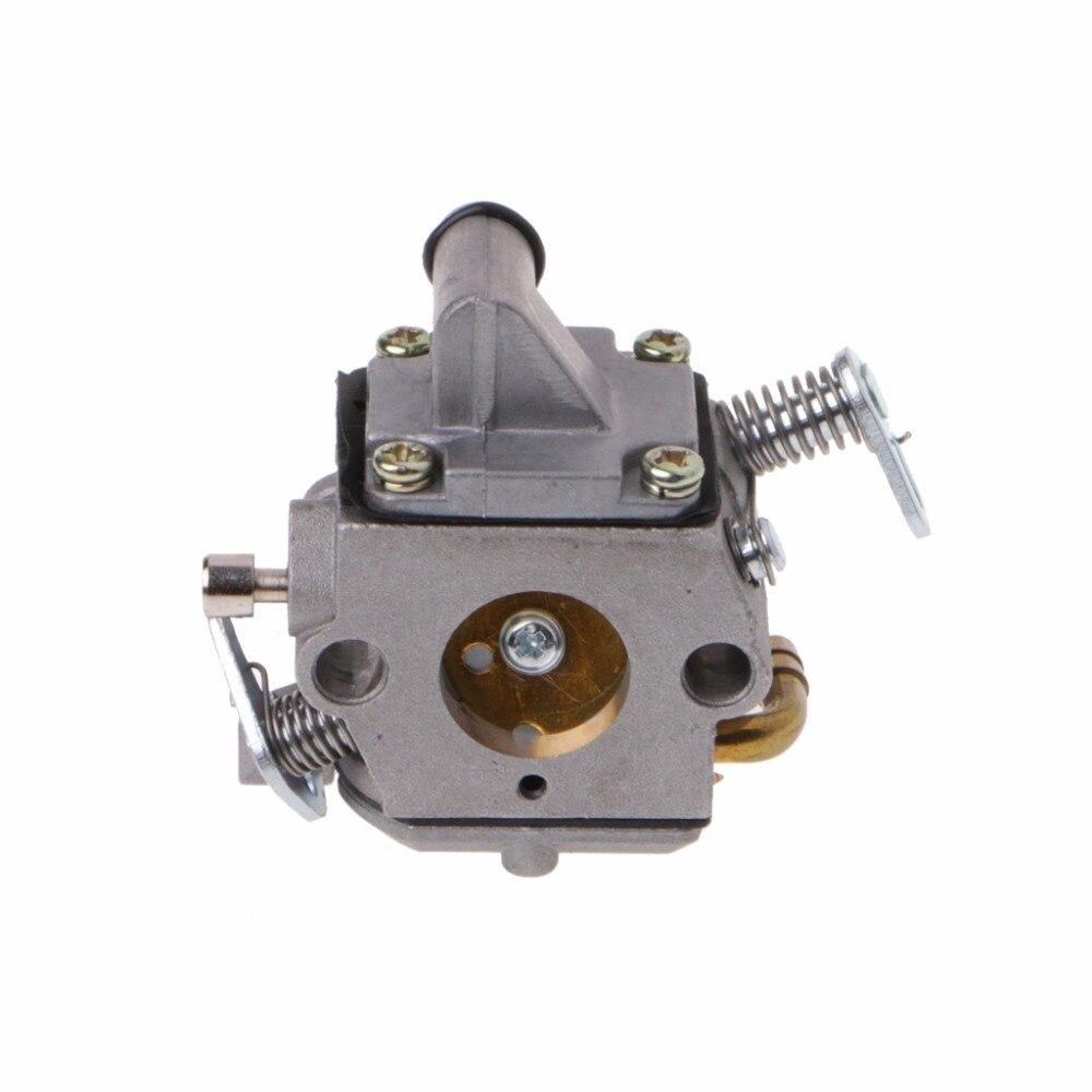 QILEJVS Métal Carburateur Carb Pour STIHL 017 018 MS170 MS180 Pièces 11301200603 Zama C1Q S57B Haute Qualité