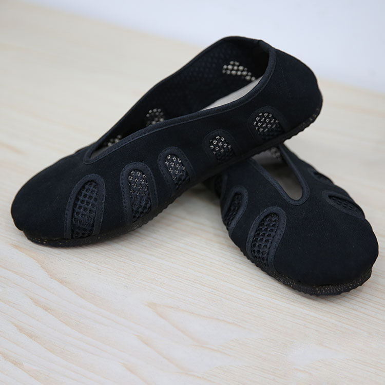 Wudang Daoist Summer Shoes Black 3